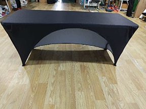 Paiho Spandex Table Cover Arch Back