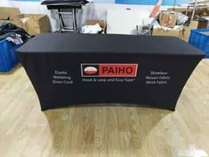 Paiho Spandex Table Cover