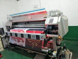 dye sub printer custom promotional items canwil textiles