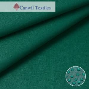 Coated Polycotton Awning Canvas Forest Green